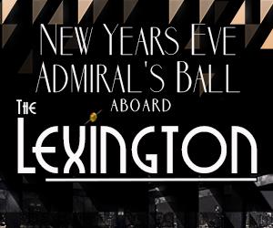 New Years Eve Yacht Cruise 2020 Aboard The Lexington Yacht