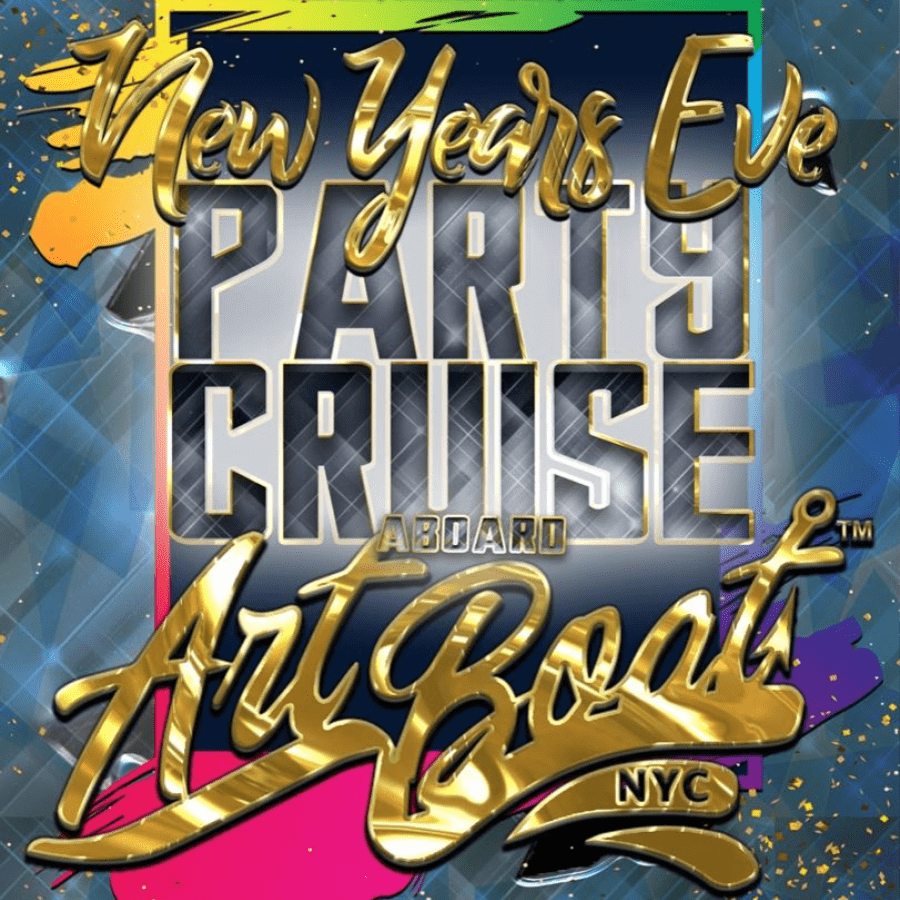 New Year's Eve Party Cruise Aboard the Art Boat