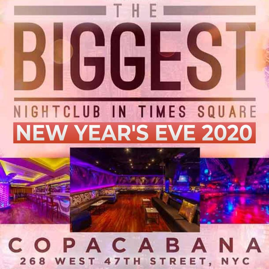 Copacabana NYE 2021