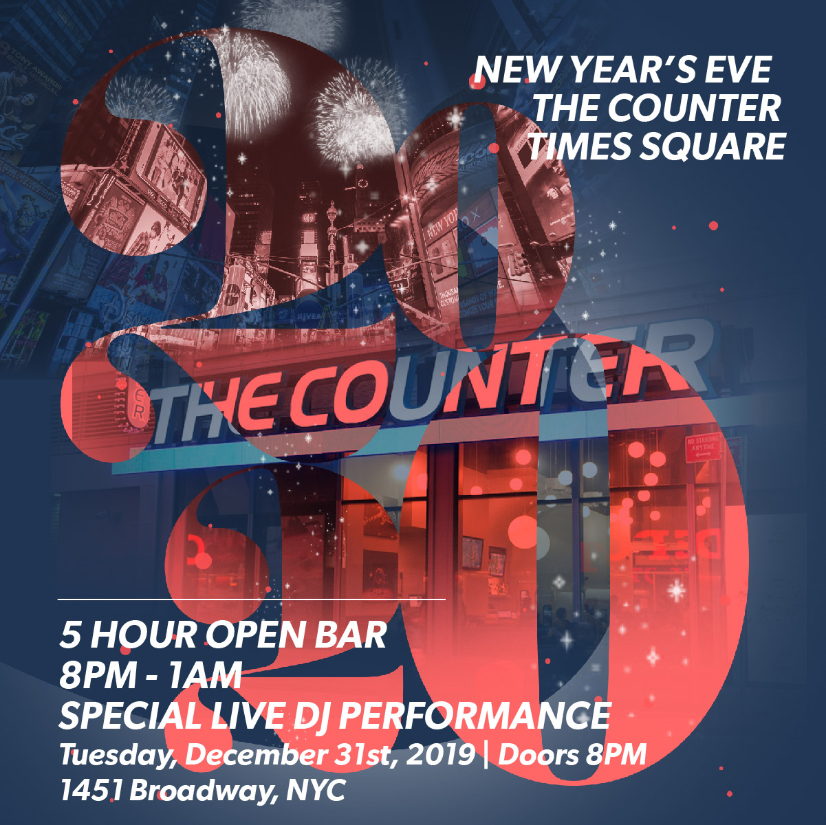 The Counter NYE 2020