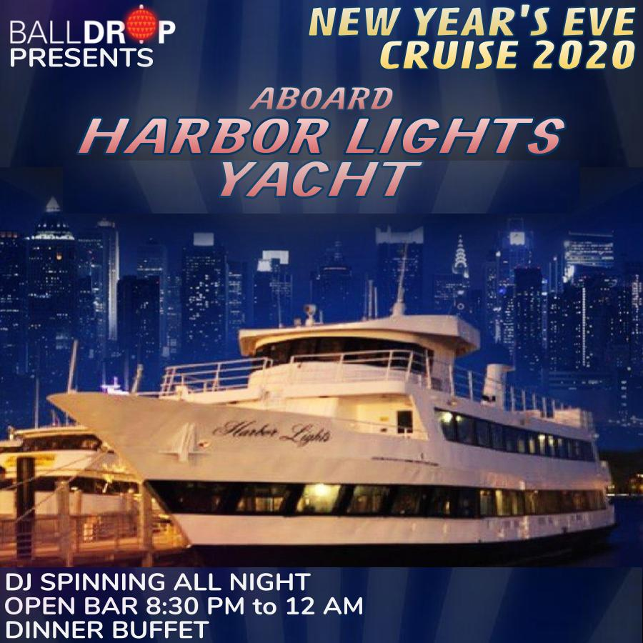 Harbor Lights NYE 2020