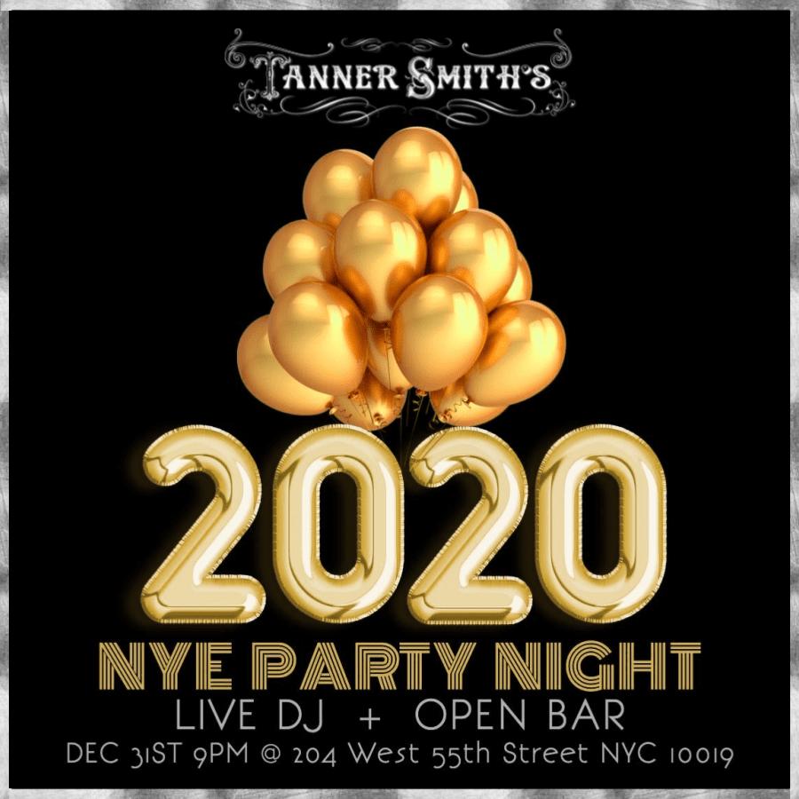 Tanner Smiths NYE 2020