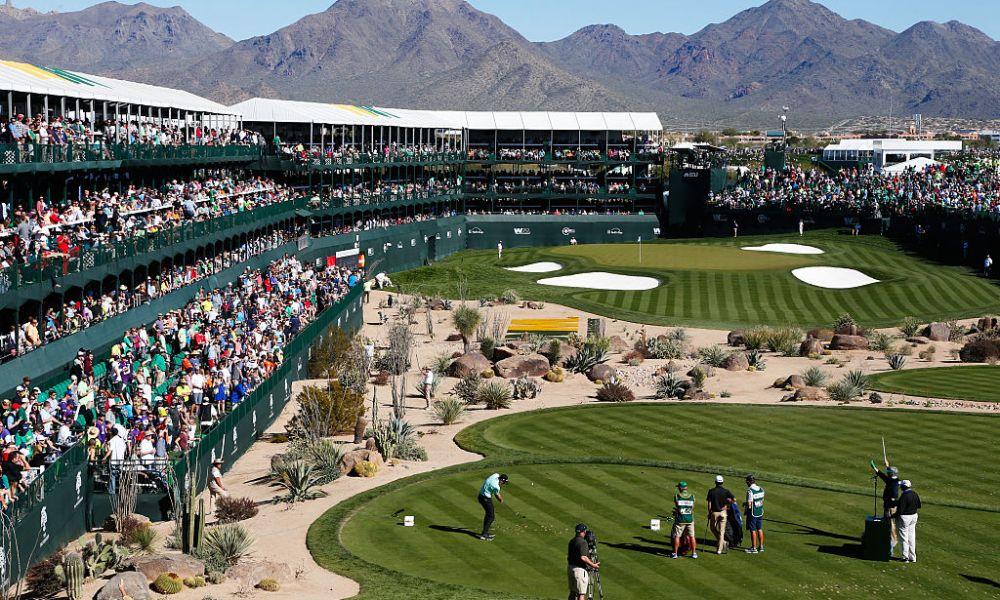 Phoenix Open Golf Tour