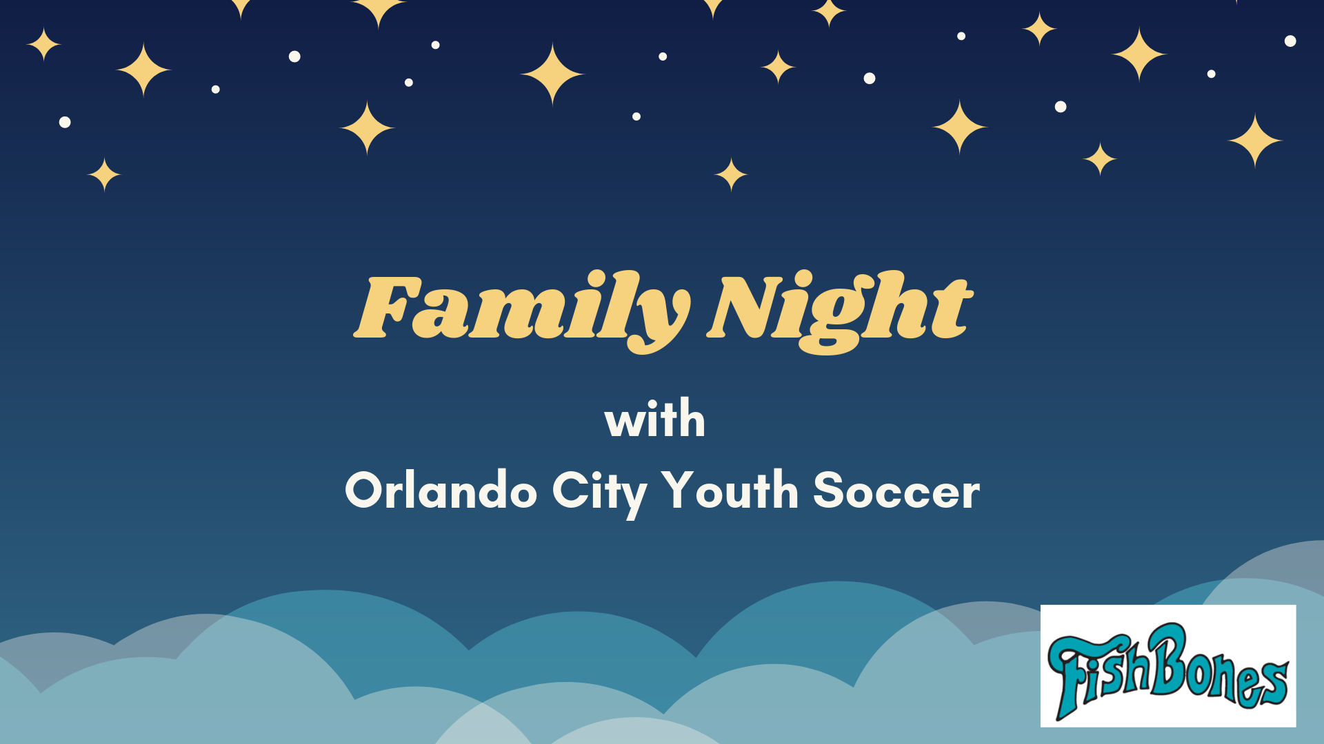 Family Night with Orlando City Youth Soccer