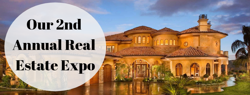 Our 2nd Annual Real Estate Expo