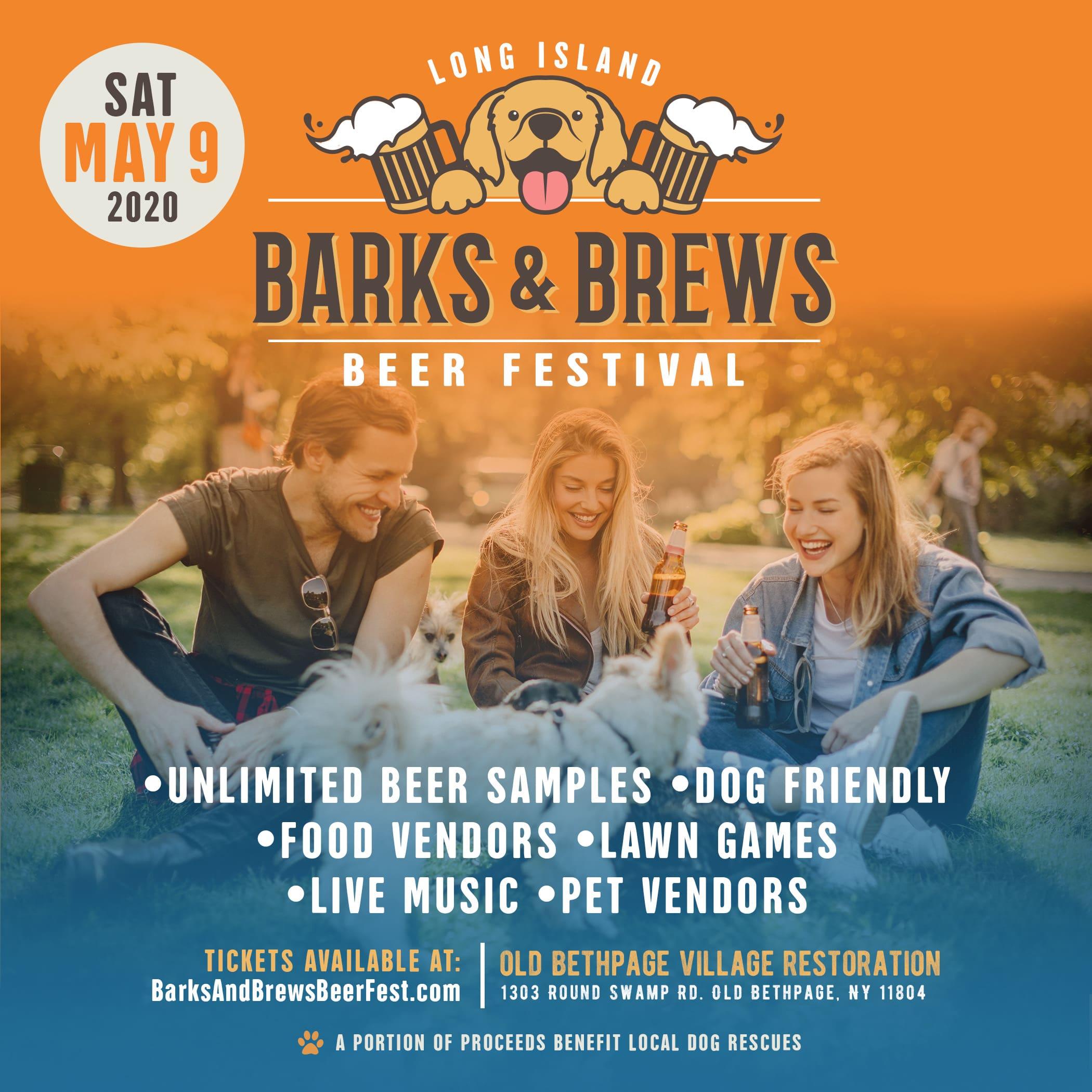 Barks & Brews Beer Festival 2020