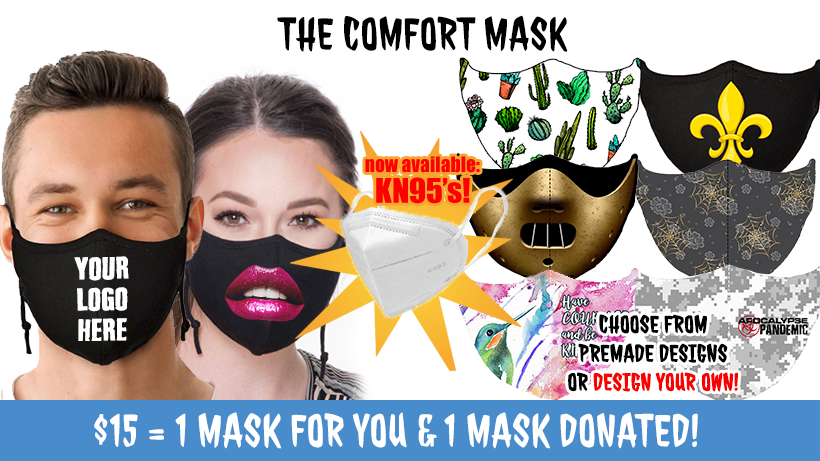 Comfort Masks - Custom