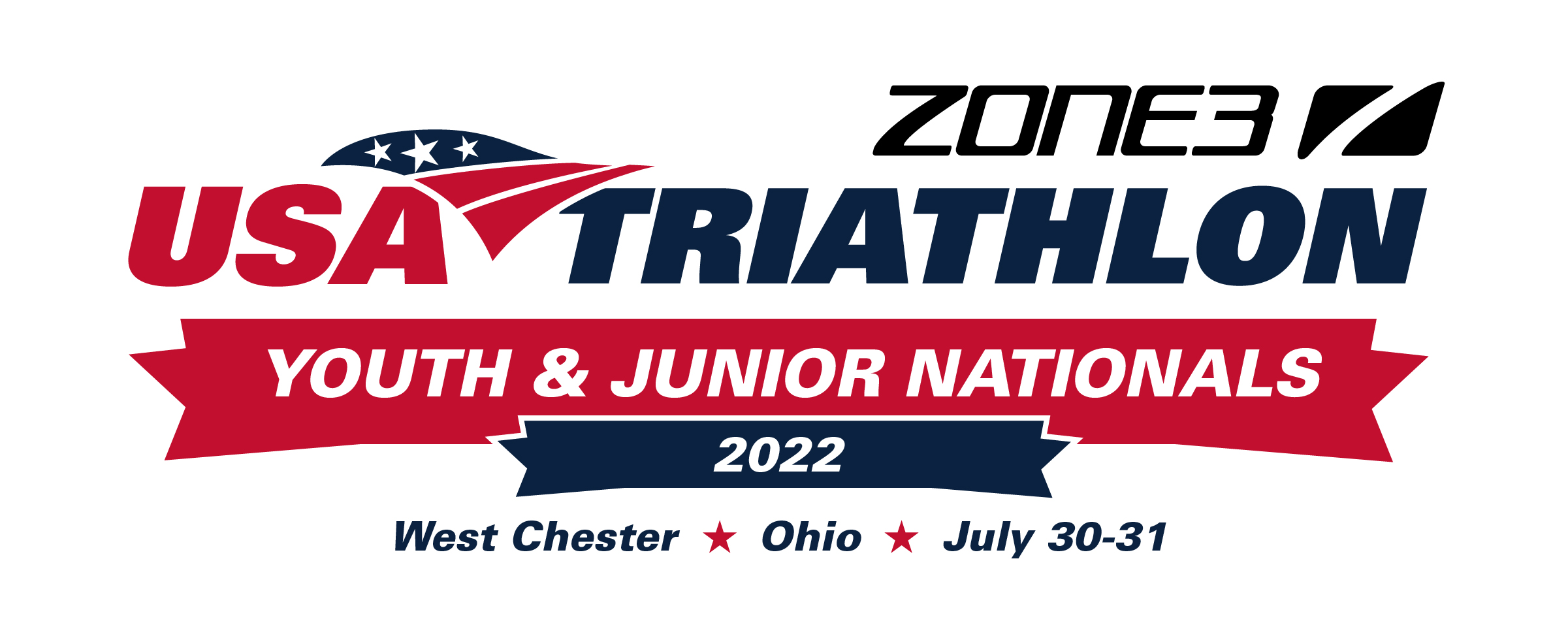 2022 Zone3 Youth and Junior Nationals- Youth Age Groups 7-18