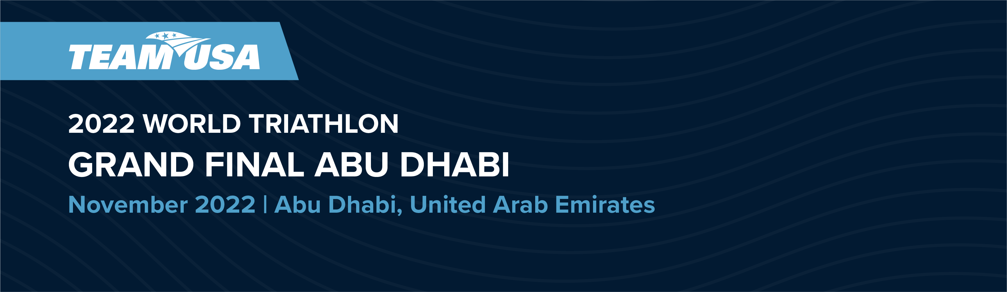 2022 Team USA Spot Fee- Abu Dhabi
