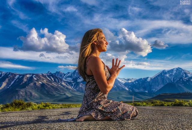 Mammoth Yoga Festival