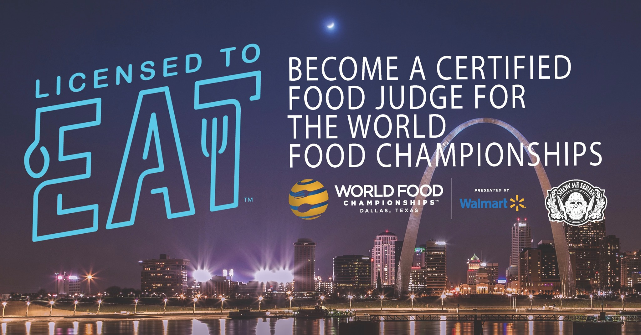 Licensed to EAT™ St. Louis. A WFC Judge Certification Class