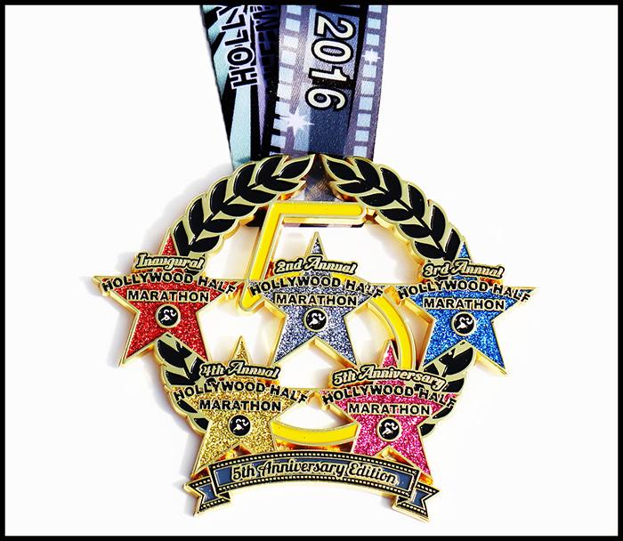 2016 Hollywood Half Marathon & 5K / 10K