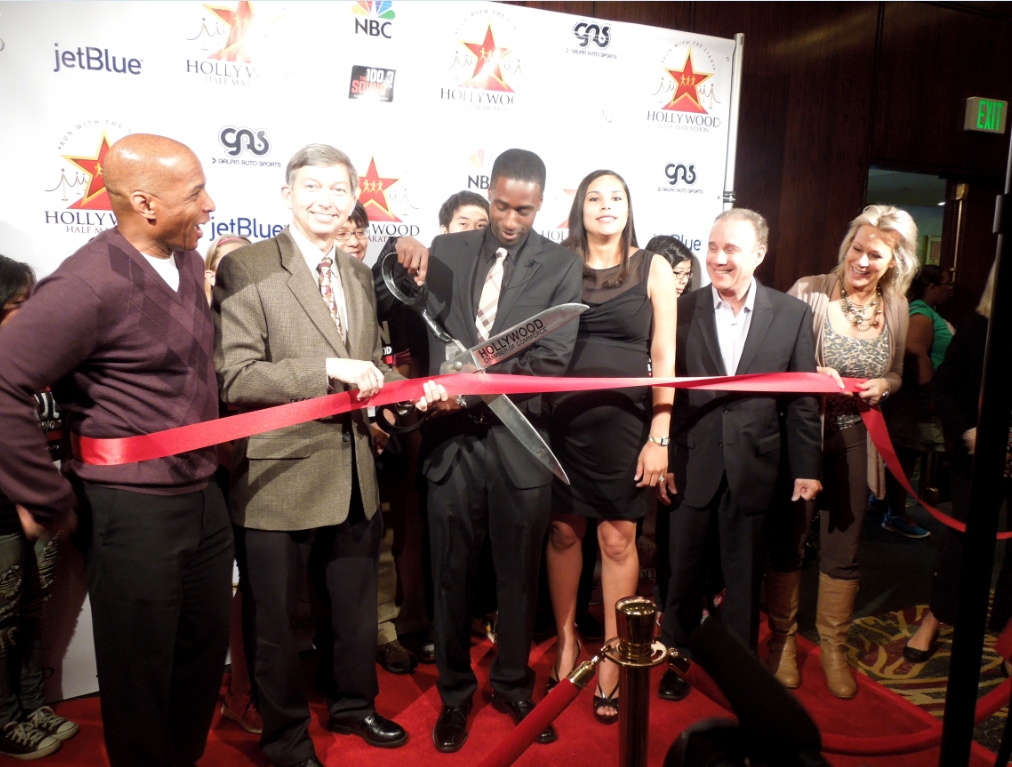 Official Opening - Welcome To Hollywood