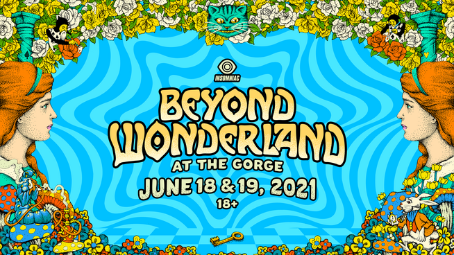 Beyond Wonderland At The Gorge Lockers 2021