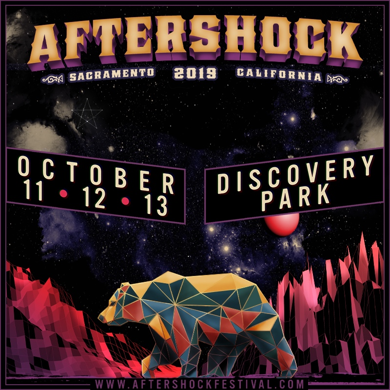 Aftershock - Locker Rental