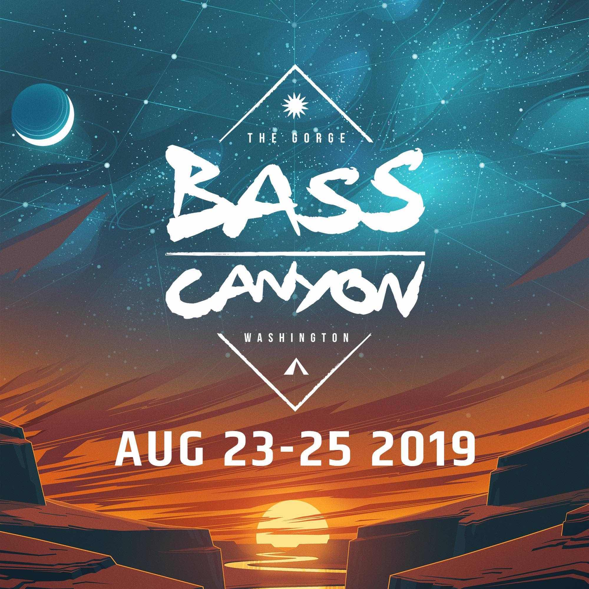 Bass Canyon - Locker Rental