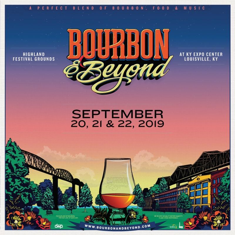 Bourbon & Beyond - Locker Rental