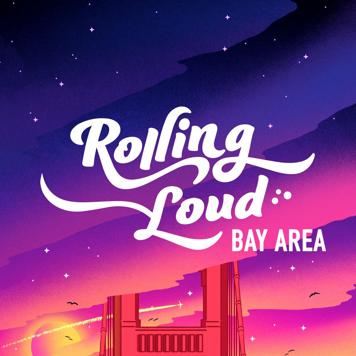 Rolling Loud Bay Area - Locker Rental