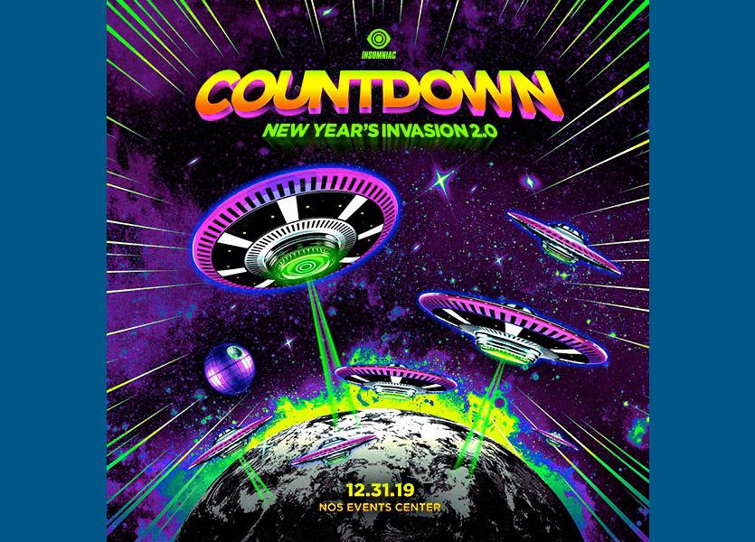 Countdown - Locker Rental