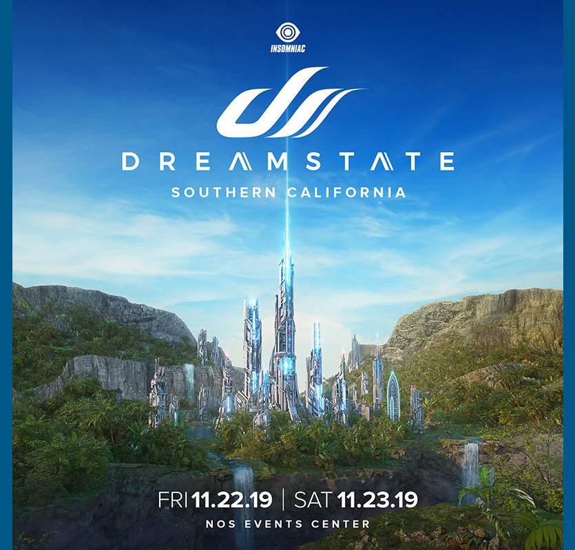 Dreamstate 2019 - Locker Rental