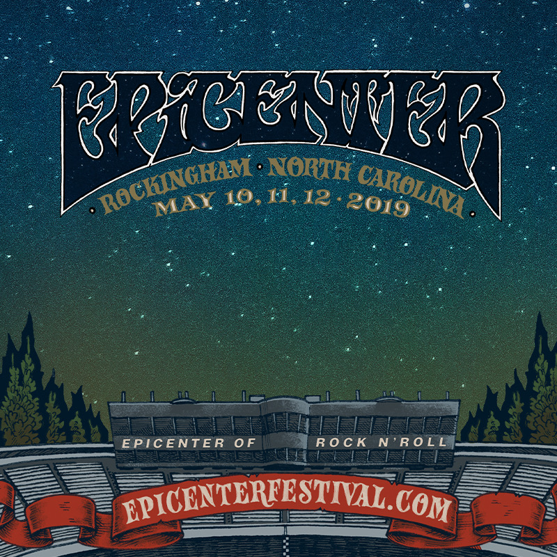 Epicenter Festival - Locker Rental