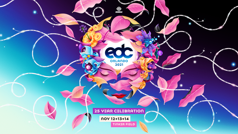 EDC Orlando 2021 Locker Rental