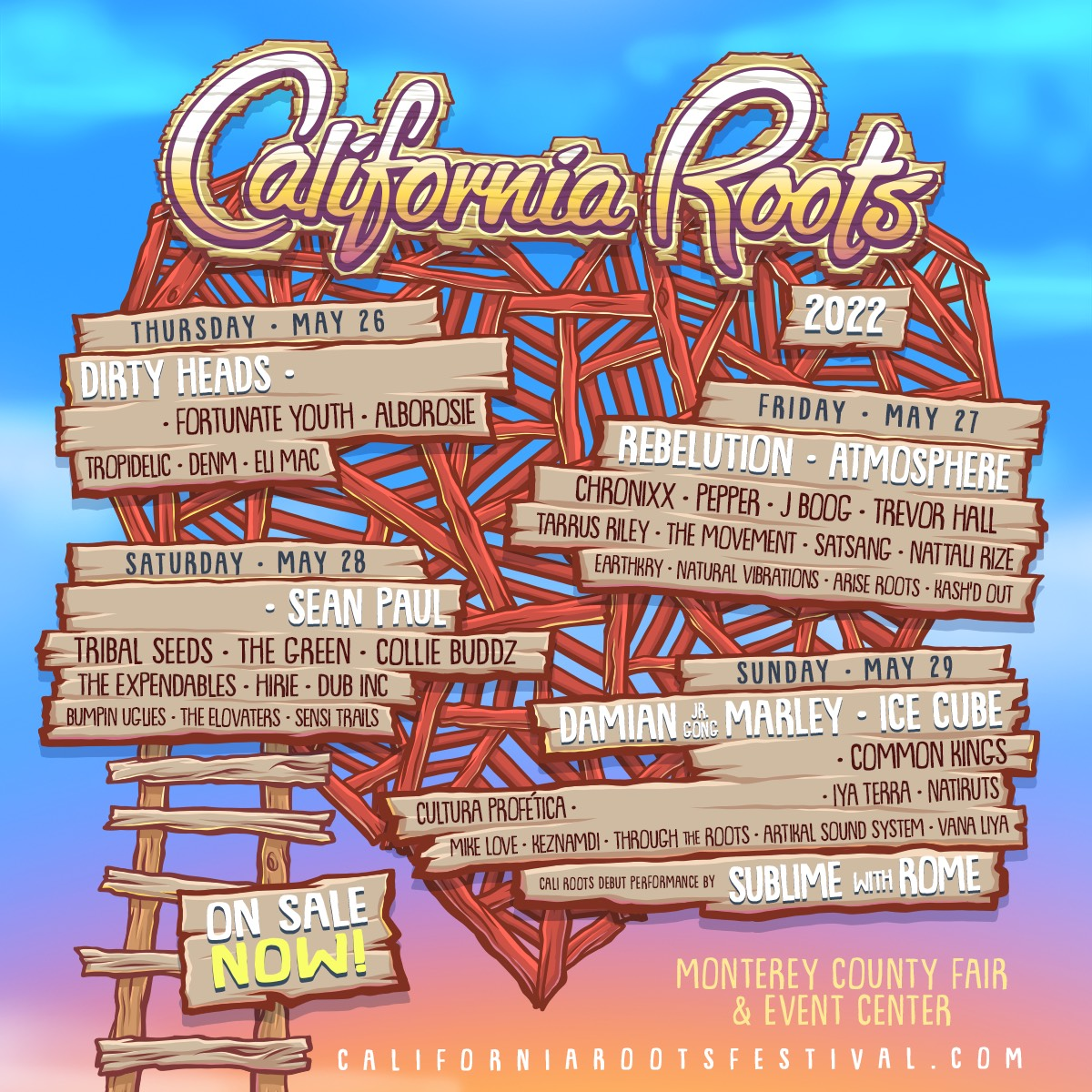 California Roots Music and Arts Festival 2022