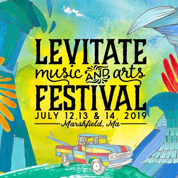 Levitate Festival - Locker Rental