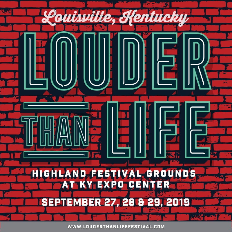 Louder Than Life - Locker Rental