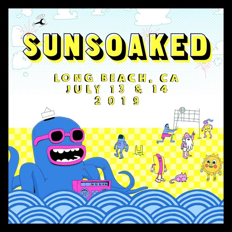 Sun Soaked - Locker Rental