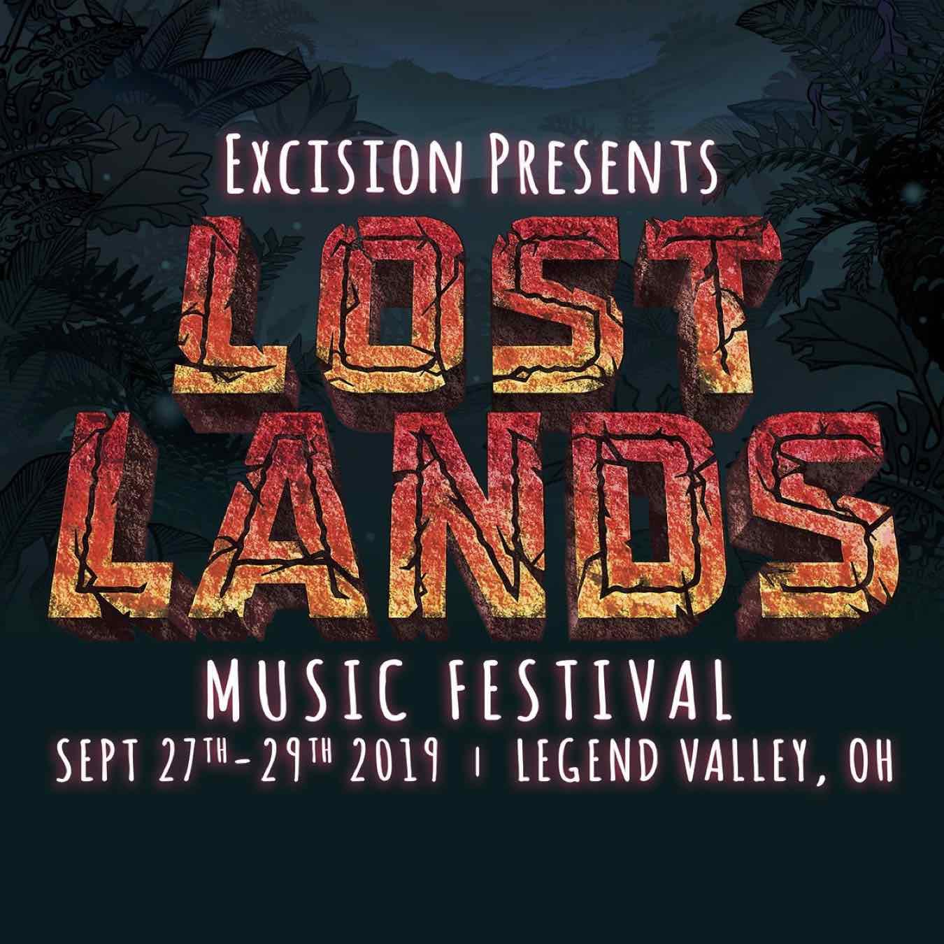 Lost Lands - Locker Rental