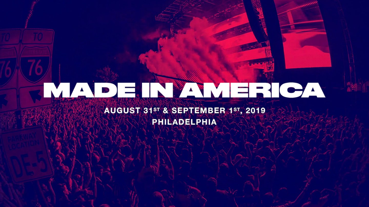 Made In America Festival - Locker Rental