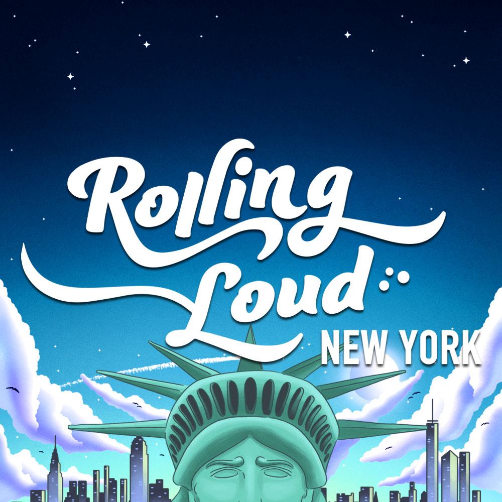 Rolling Loud New York - Locker Rental