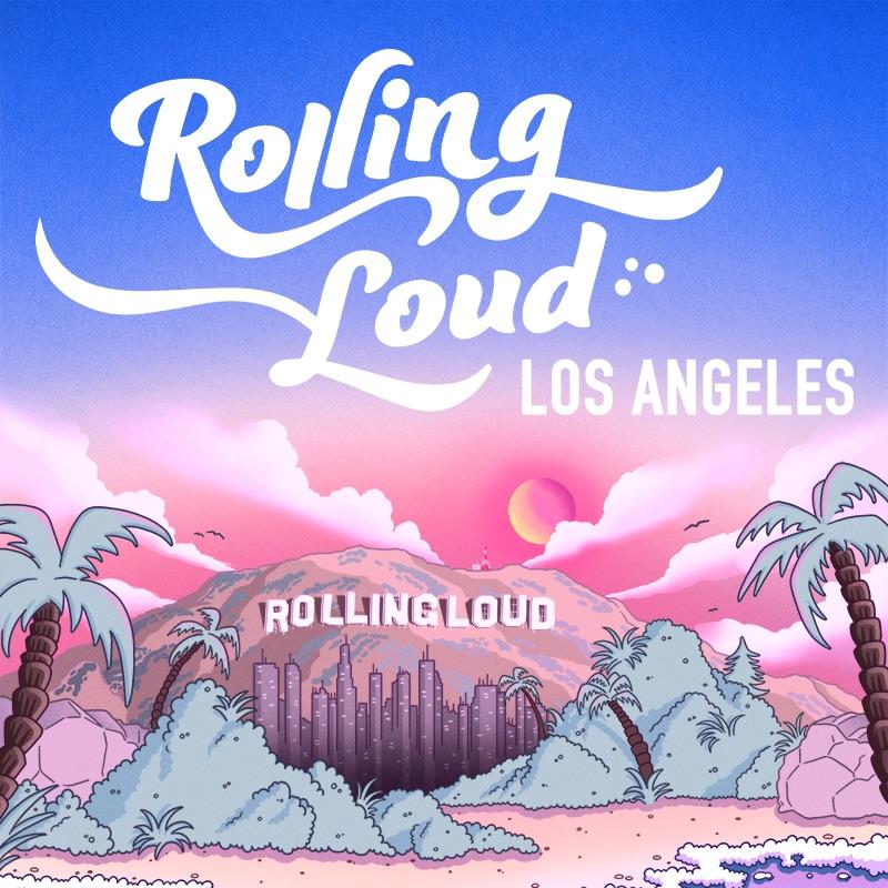 Rolling Loud Los Angeles - Locker Rental