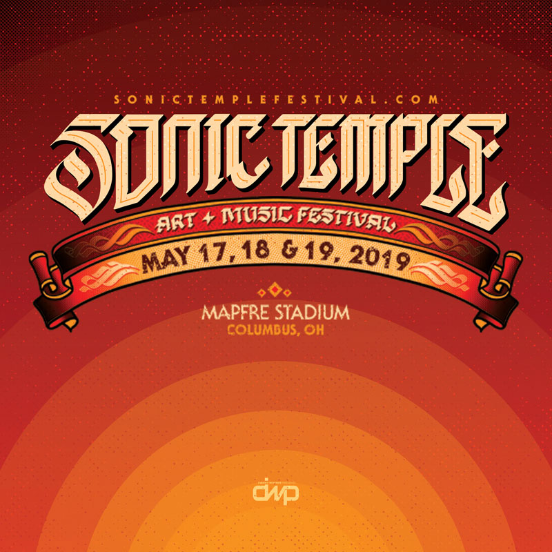 Sonic Temple Art + Music Festival - Locker Rental