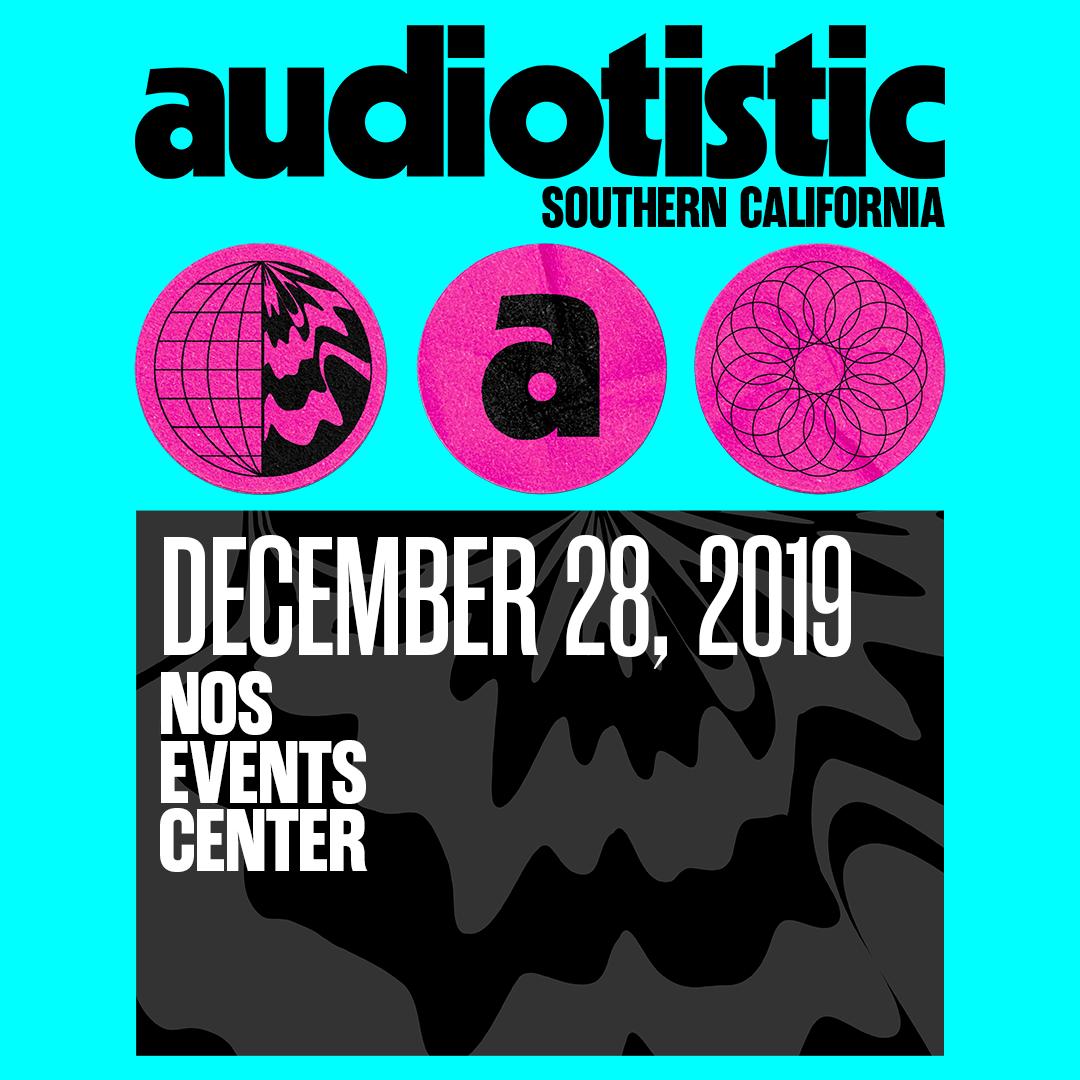 Audiotistic So Cal - Locker Rental