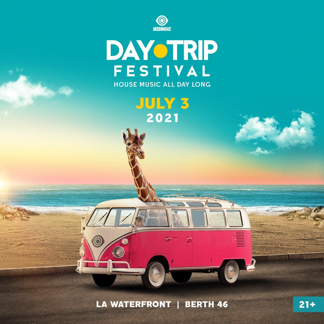 Day Trip 2021 Locker Rental
