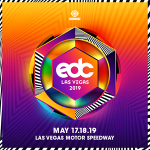 EDC Las Vegas - Locker Rental