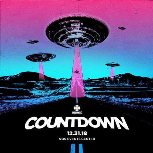 Countdown NYE - Locker Rental