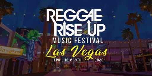 Reggae Rise Up Las Vegas - Locker Rental