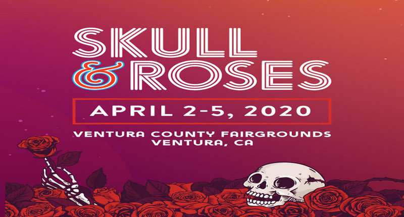 Skull And Roses -- Locker Rental