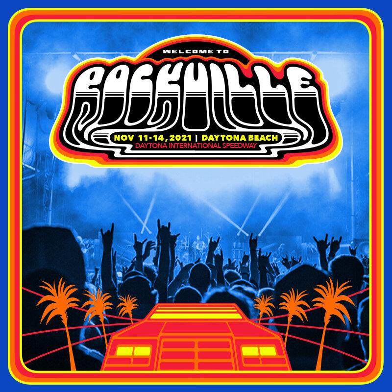 Welcome To Rockville 2021- Locker Rental
