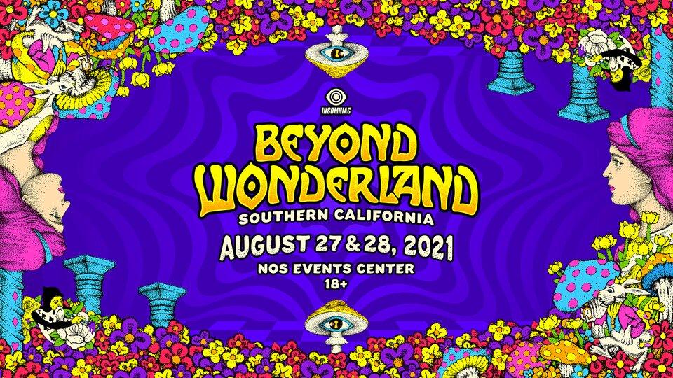 Beyond Wonderland-So Cal 2021