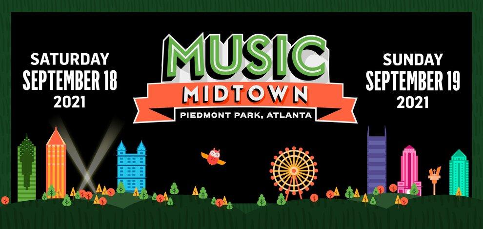 Music Midtown 2021 Locker Rental