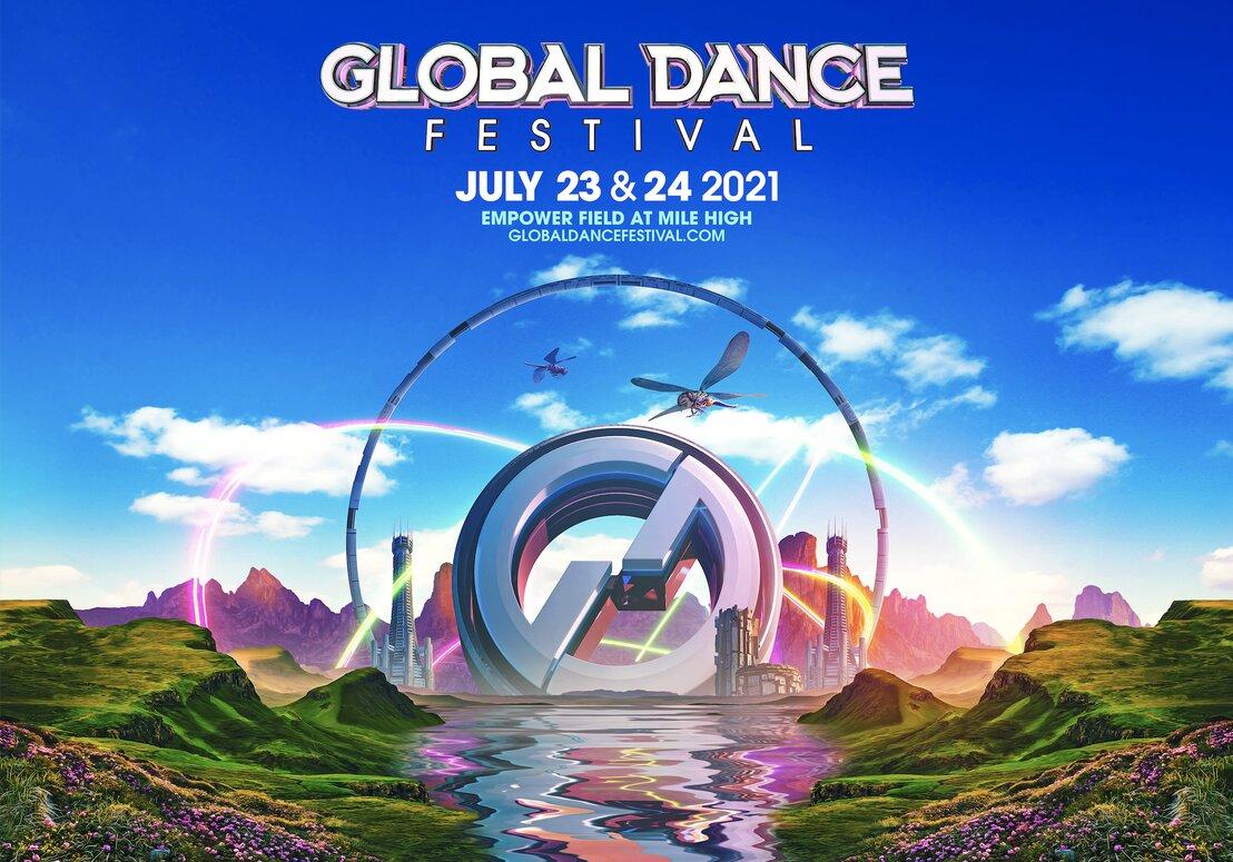 Global Dance Festival 2021 Locker Rental