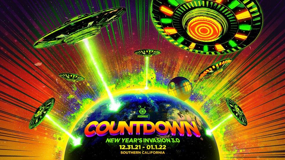 Countdown Music Festival 2021 Locker Rental