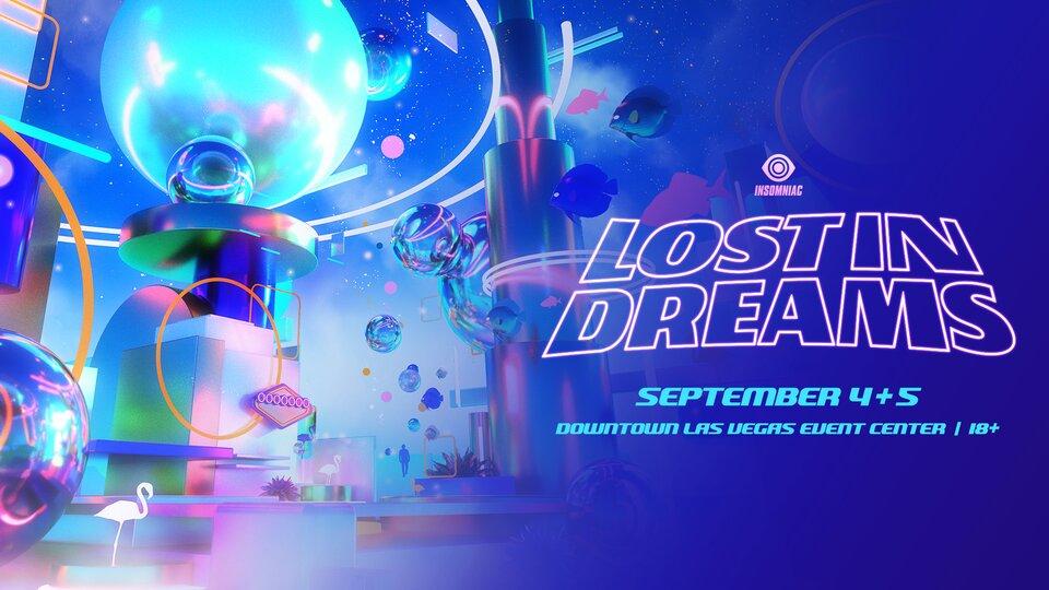 Lost in Dreams 2021 Locker Rental