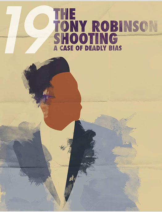 19 - The Tony Robinson Shooting / Tied to the System @ Domenicos - 5:00pm