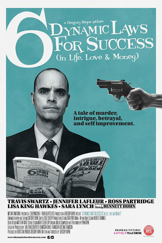 6 Dynamic Laws for Success in Life, Love & Money @ Bushel 5pm
