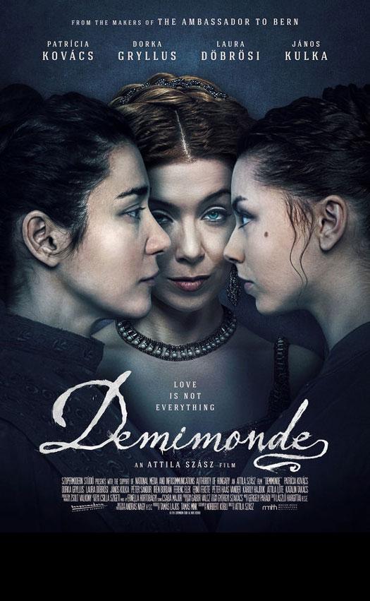 Demimonde @ Hendricks -2 - 7:30pm